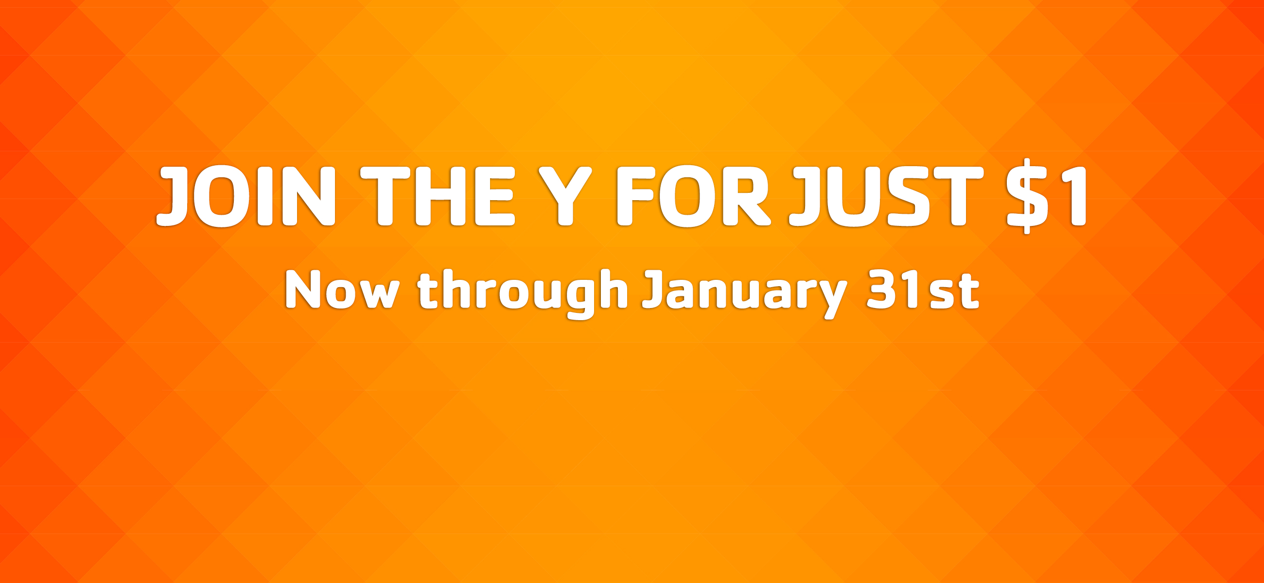 Join the Y 2021 January Promo