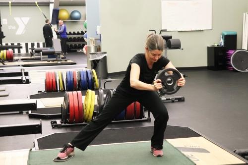 Group Fitness Classes - Saratoga Regional YMCA